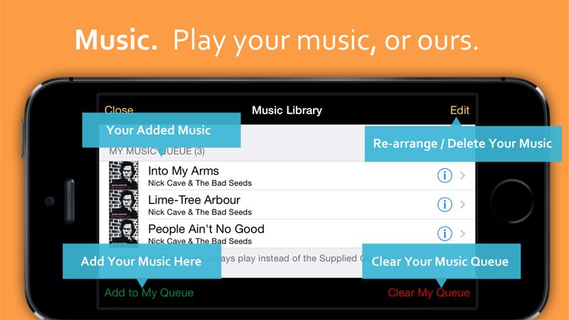 Screenshot - Music