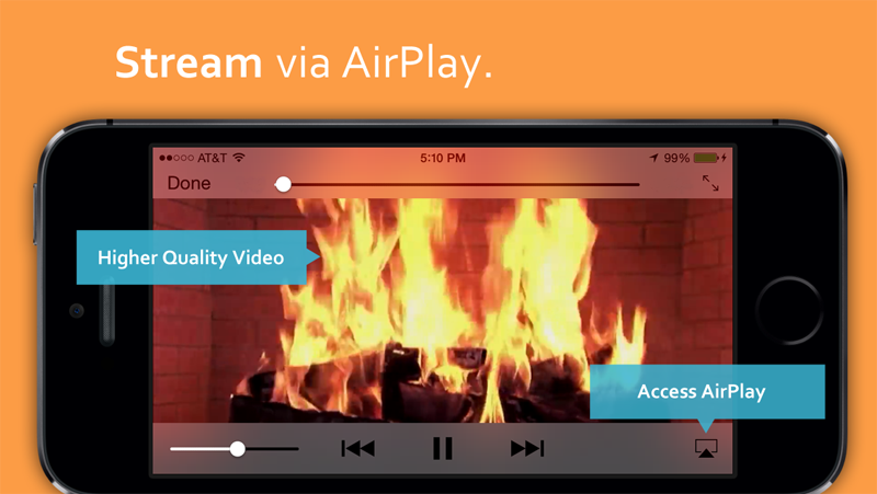 Screenshot - AirPlay